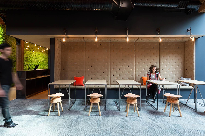 design dinamico escritório