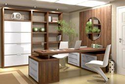 mobília de escritório