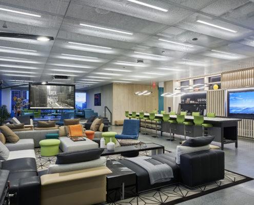 tecnologia integrada escritório